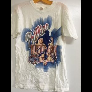 Vintage Phillies all star T-shirt. 1996
